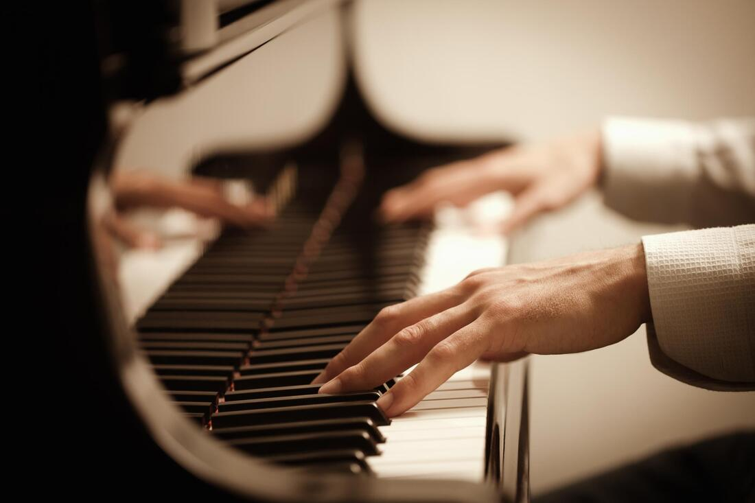 ​Playing Piano